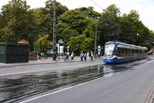 Kraków: Pieszy wbiegł przed jadący tramwaj