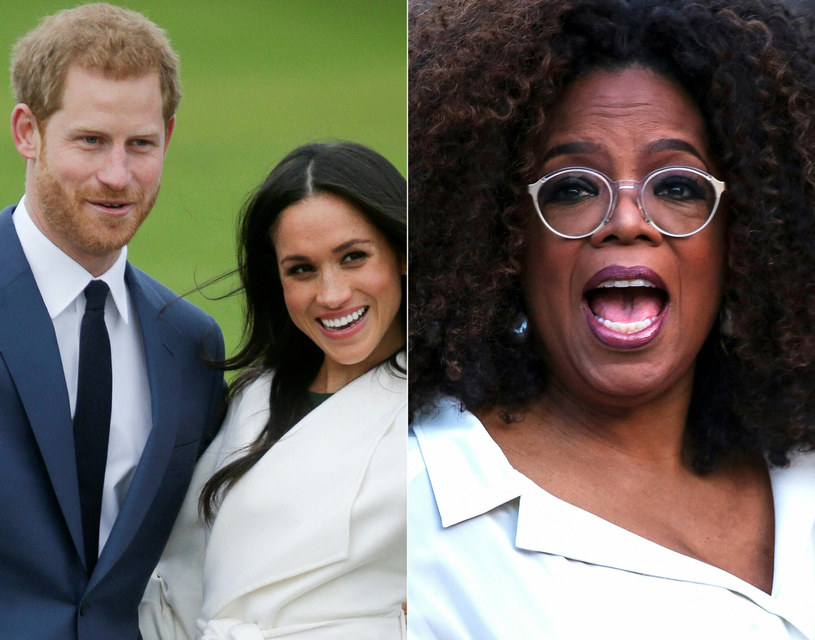 Meghan and Harry surprised with sharp words about the royal family in Oprah / Daniel Leal-Olivas / AFP / East News