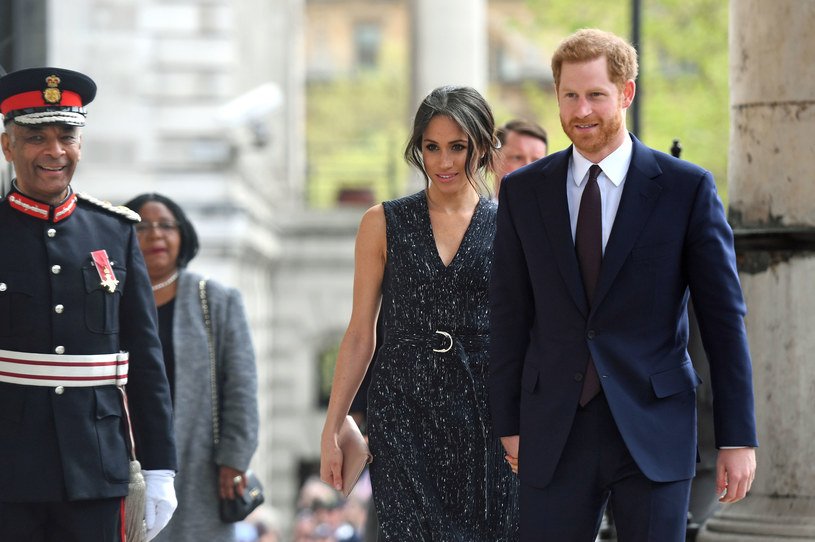 Meghan Markle and Prince Harry / WPA Pool / Getty Images