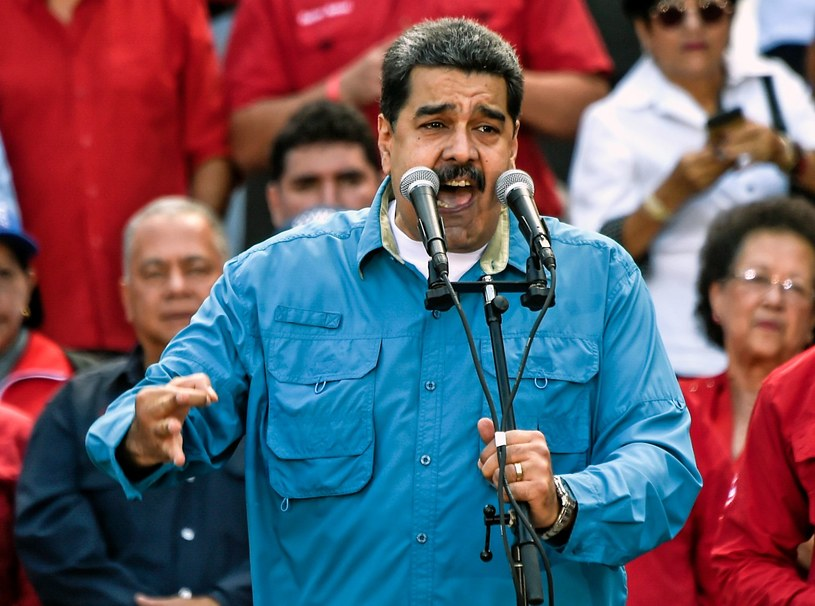 Nicolas Maduro /JUAN BARRETO /AFP