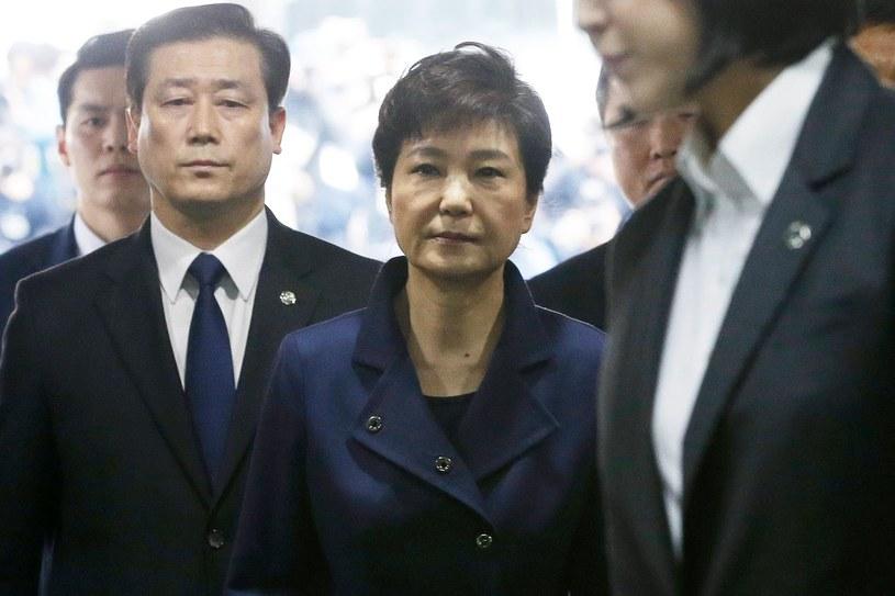 Park Geun Hie /AFP
