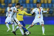 Puchar Polski: Arka Gdynia - Jagiellonia Białystok 0-2 w 1/8 finału
