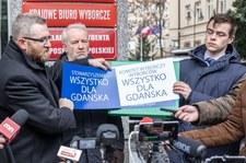 Szef PKW: Komisarz ma pięć dni na wezwanie komitetu Dulkiewicz do zmiany nazwy