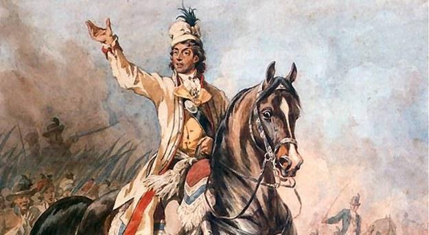Tadeuszowi Kościuszce po śmierci Józefa Bielaka zabrakło dobrego dowódcy kawalerii /Wikimedia Commons /INTERIA.PL/materiały prasowe