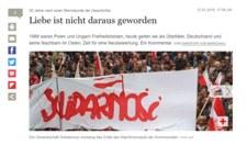 """""""Tagesspiegel"""": Polska nie jest partnerem drugiej kategorii"""