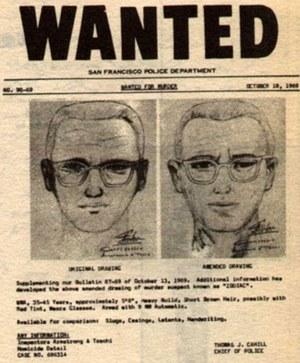 USA: Kim był Zodiak? Twierdzą, że odkryli tożsamość seryjnego mordercy