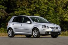 Używane. Volkswagen Golf V