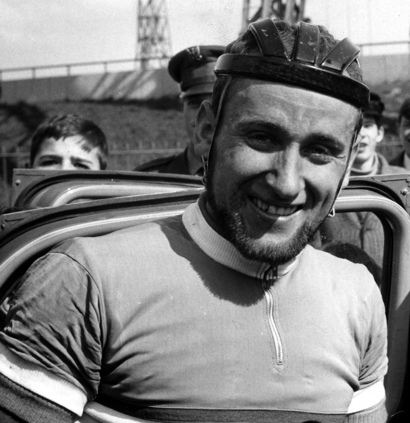 Cycling.  Zygmunt Hanusik is dead
