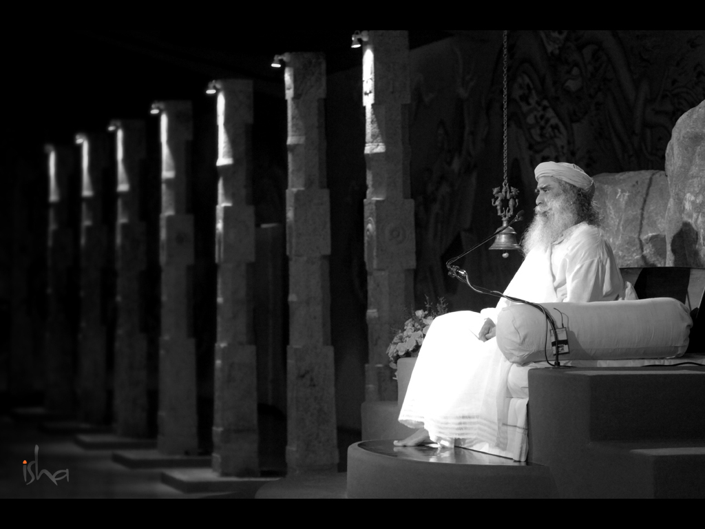 Black And White Wallpaper Hd Desktop Wallpapers Sadhguru Isha Foundation Isha Yoga