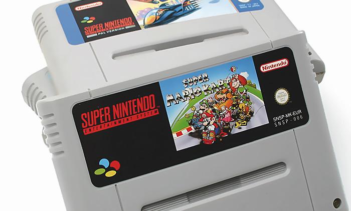 Nintendo NX : la console utiliserait des cartouches comme la Super NES