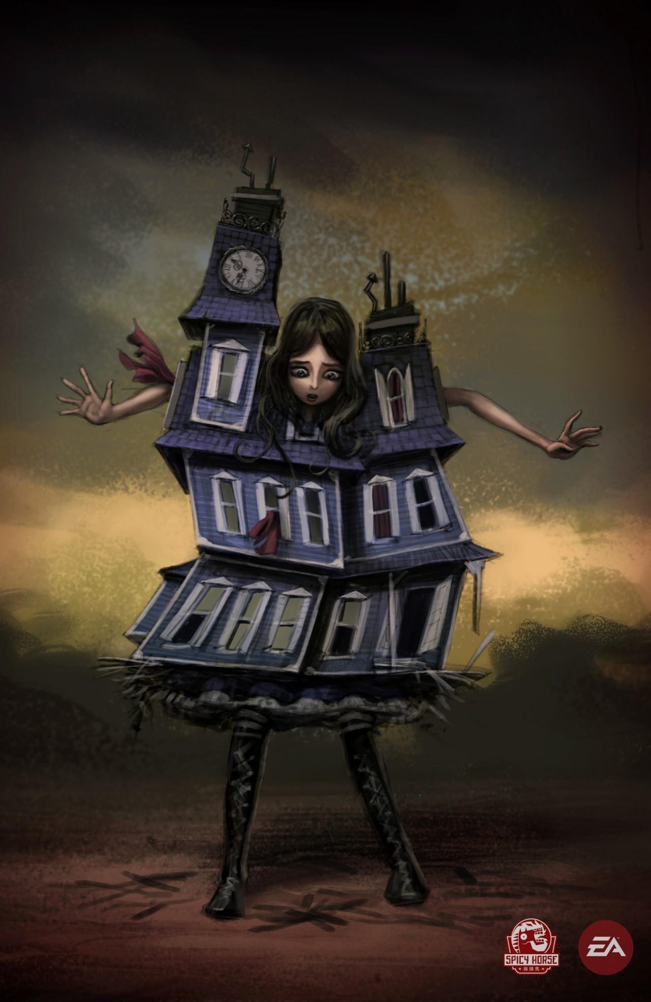 Alice Retour Au Pays De La Folie Soluce : alice, retour, folie, soluce, Alice, Devient, Madness, Returns