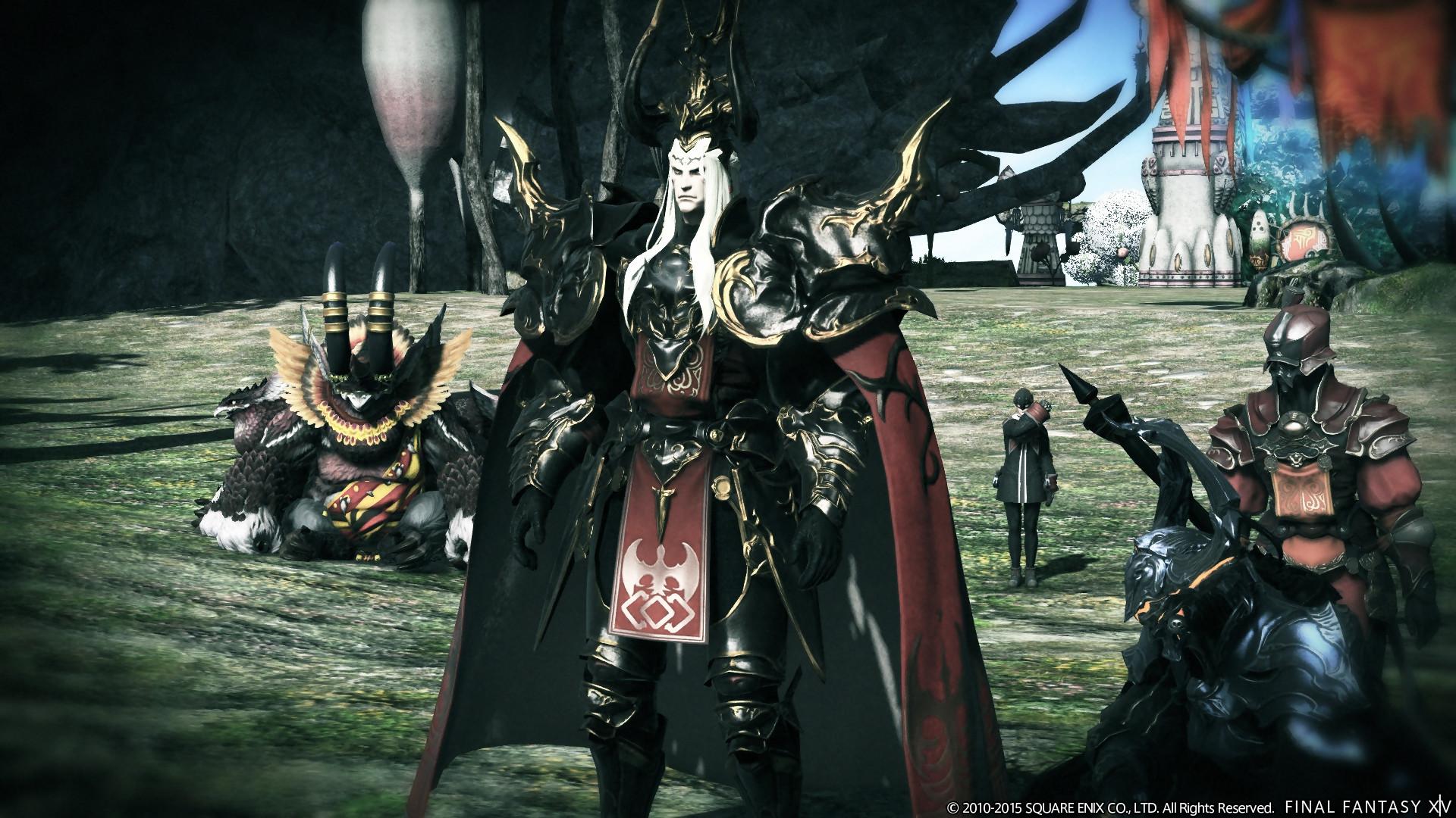 Final Fantasy XIV Heavensward Quelles Sont Les Nouveauts