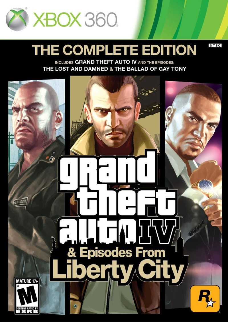 Grand Theft Auto IV : L'Edition Intégrale