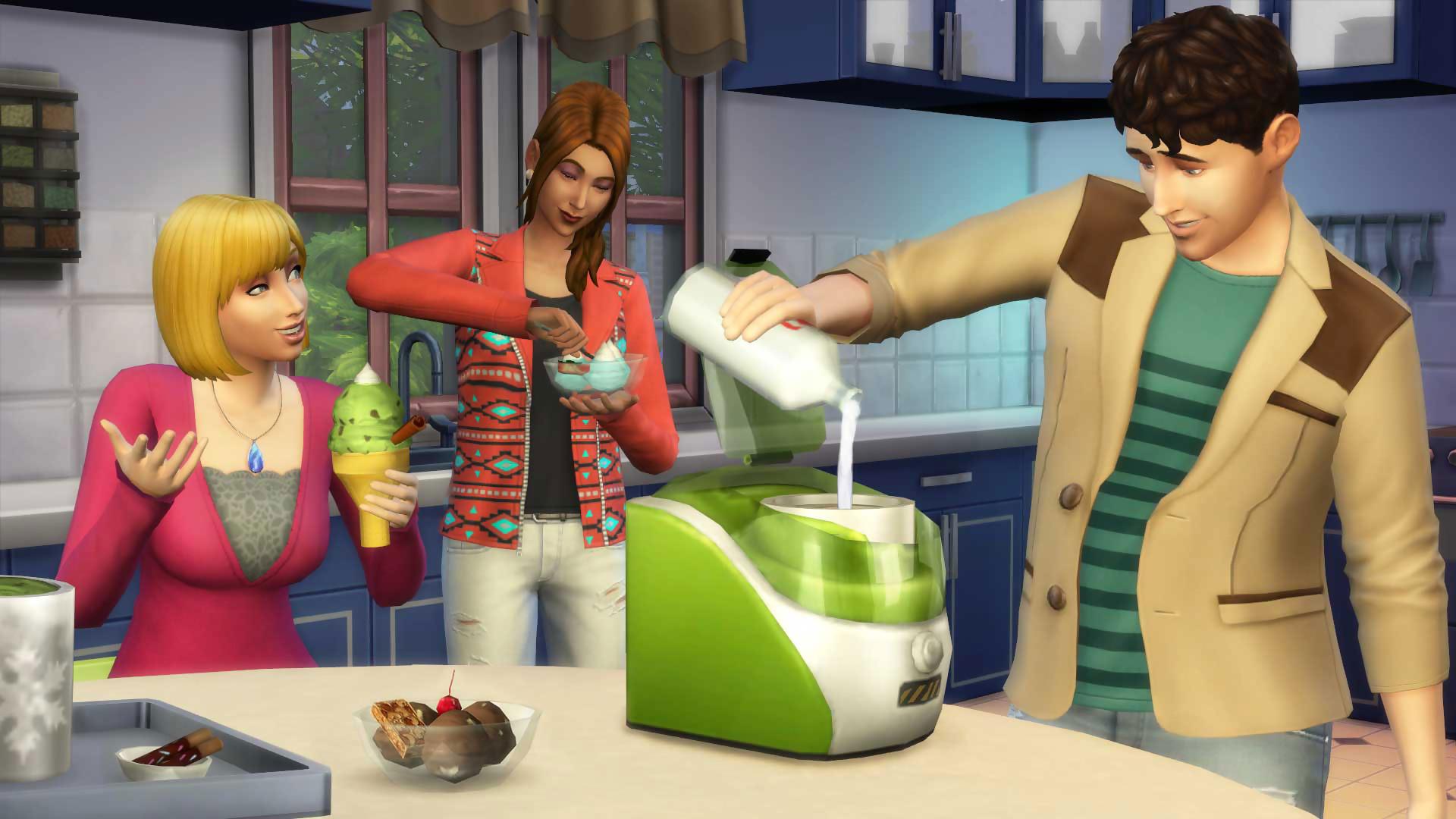 cool kitchen stuff tudor remodel les sims 4 vivre ensemble