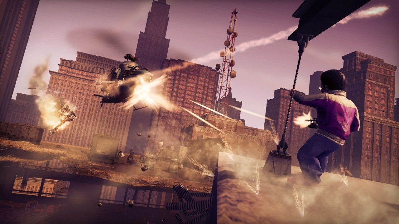 Images Saints Row The Third