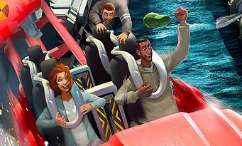 Screamride Gameplay Trailer Sur Xbox One