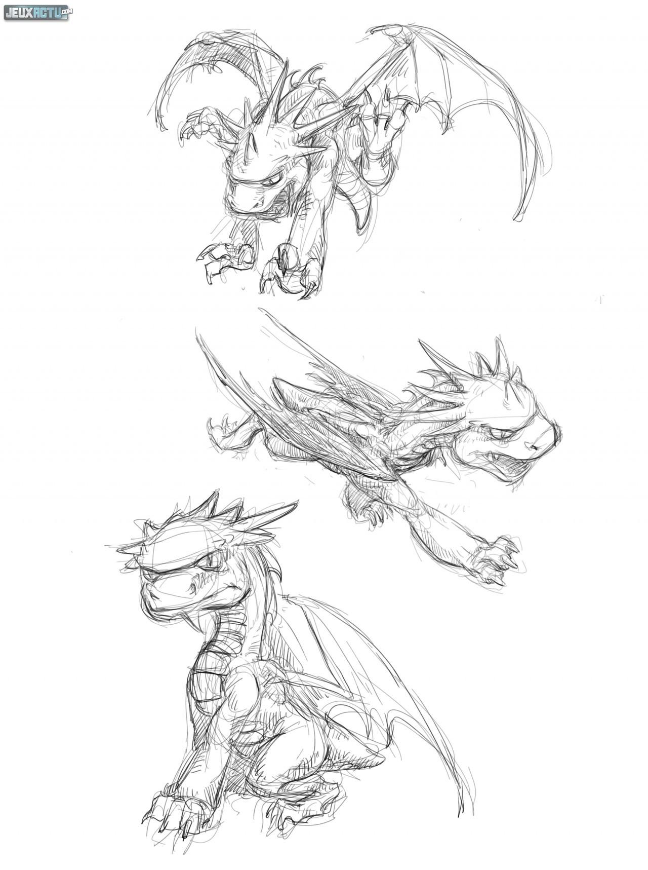Artworks Skylanders Spyro S Adventure