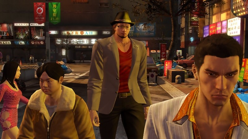 Image result for Yakuza Zero