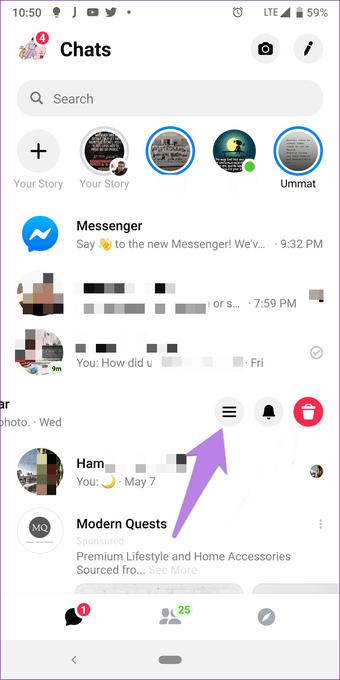 Cara Melihat Pesan Yang Diarsipkan Di Messenger : melihat, pesan, diarsipkan, messenger, Hapus, Messenger, Facebook, Arsip:, Digunakan