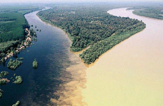 Sông Drava và Danube, Osijek, Croatia