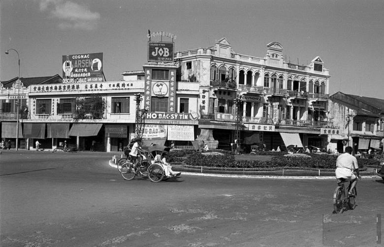 Thành phố Chợ Lớn thành lập ngày 6 tháng 6 năm 1865.