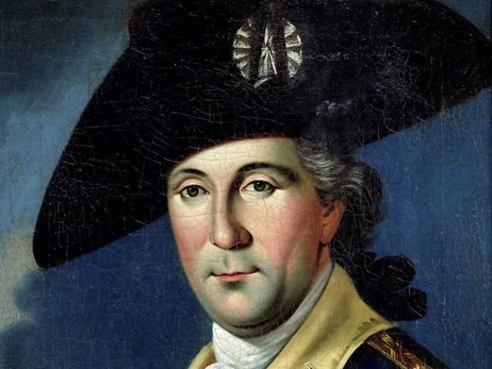 Tổng thống Washington dừng công việc học tập vào khoảng năm 15 tuổi.