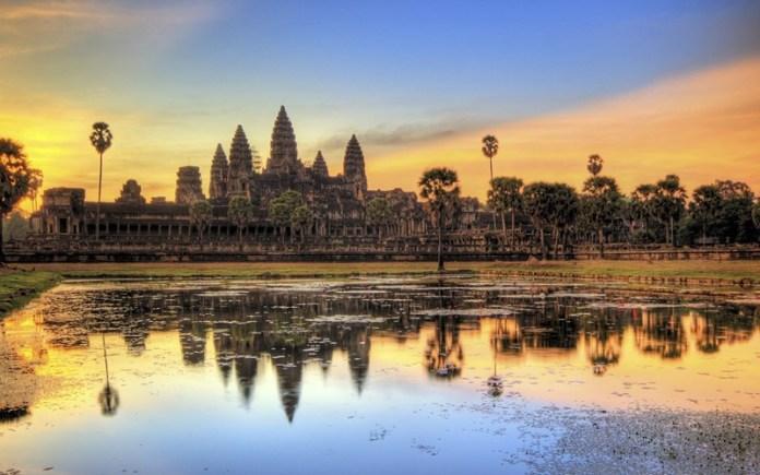 Công viên khảo cổ Angkor