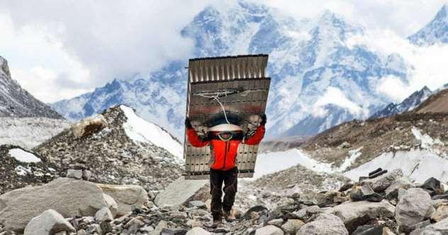 Sherpa - nững siêu nhân leo núi