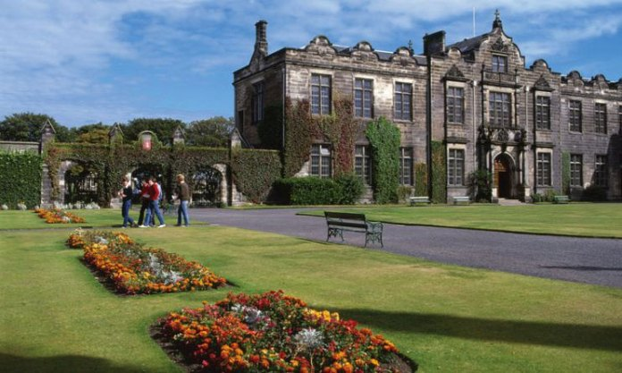 Đại học St Andrew, Scotland