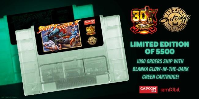 SNES Street Fighter 2