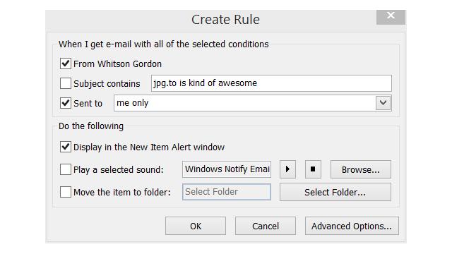 limit desktop notifications