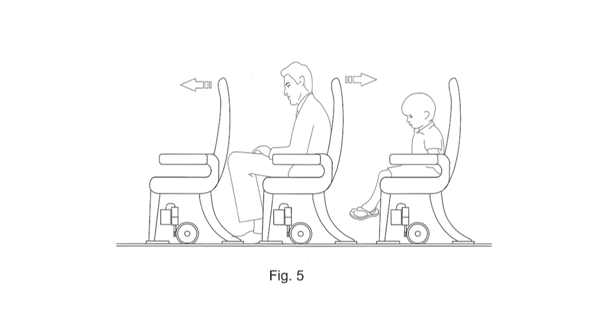 We Cannot Allow These Awful Sliding Airplane Seats to