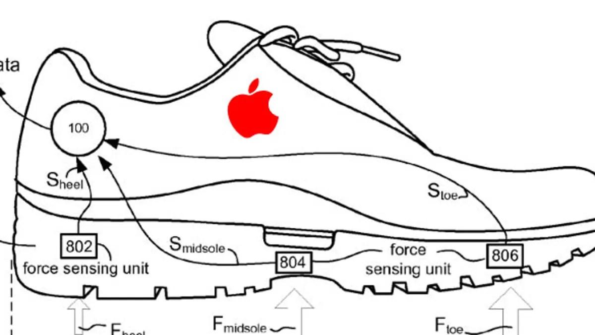 Apple's Next-Gen Running Shoe Has Force Sensors, GPS Support