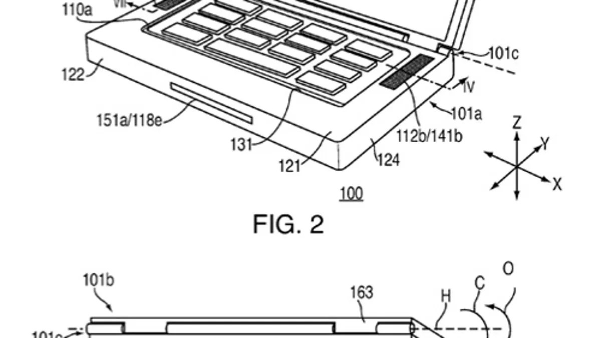 Apple Patents Using USB Ports as Air Vents For Cooling