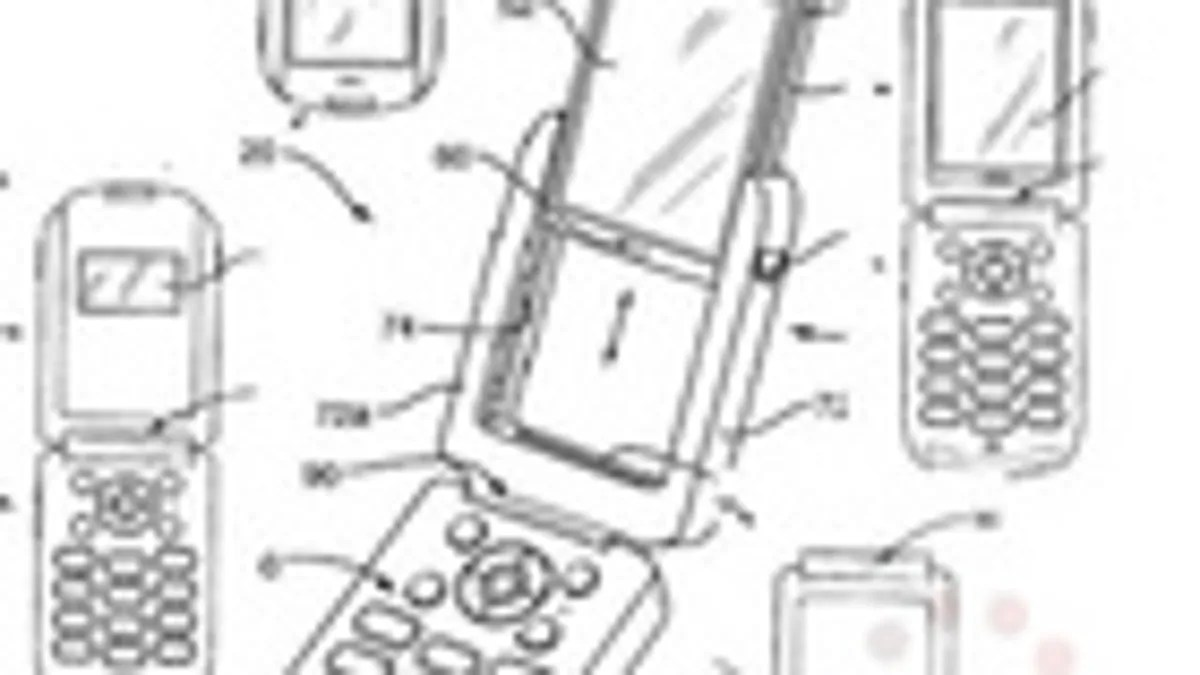 Sony Ericsson Patent Details Detachable Cellphone Display