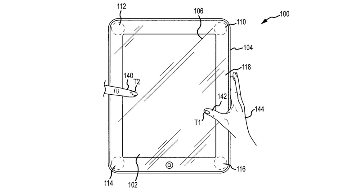 Apple Patent Reaffirms Rumors of Pressure-Sensitive