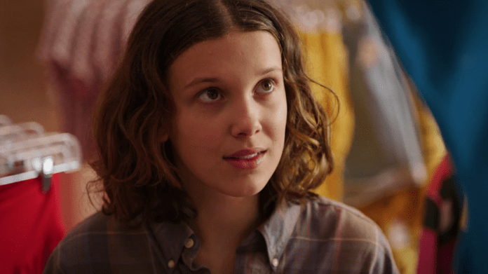 Stranger Things Season 4 Trailer: Eleven and the Upside-down