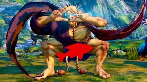 I demand to see Orin 's dick and balls in Street Fighter V