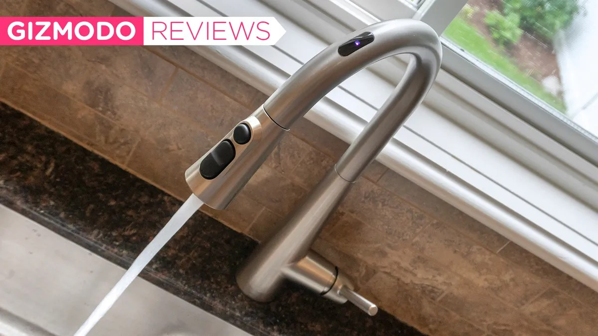 u by moen smart faucet review a