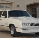 At 13 750 Would This Custom 1979 Chevy Malibu Wagon Be Super To Sport