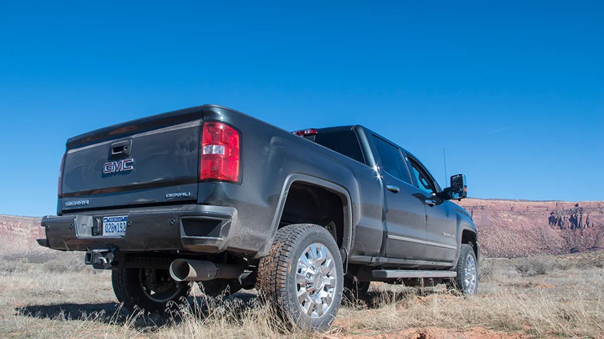 why diesel pickup trucks need extra