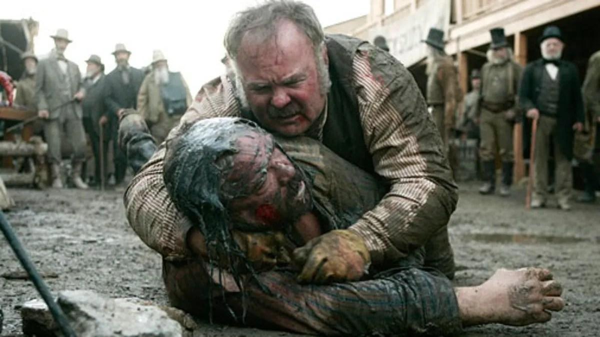 """Deadwood: """"A Two-Headed Beast""""/""""A Rich Find"""""""