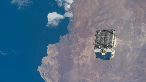 ISS Pits 2.9-Tone Pallets Of Batteries, Creating Its Most Massive Piece Of Space Waste