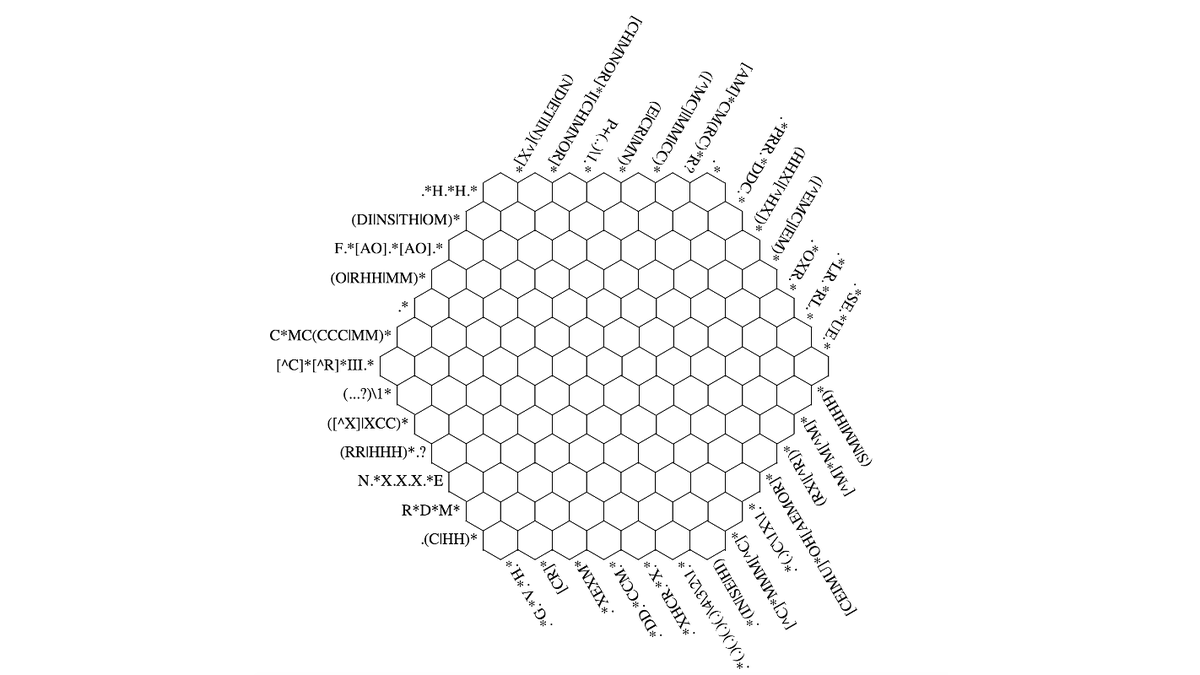 Can You Solve This Beautifully Nerdy Crossword Puzzle Over