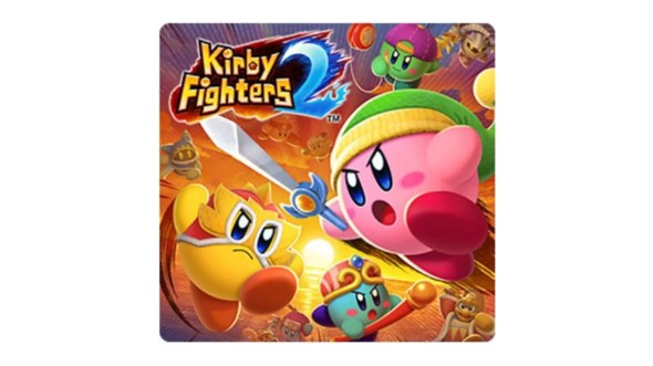 Nintendo accidentally announces Kirby Fighters 2 new game