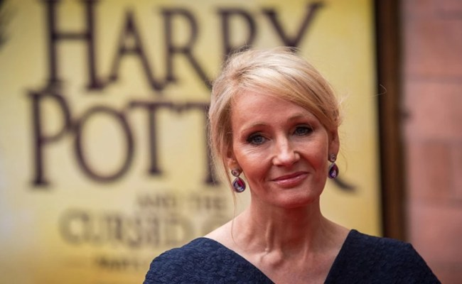 J K Rowling Says Harry Potter Is Done After Cursed Child
