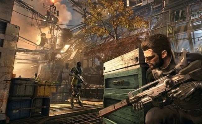 Leak Reveals Deus Ex Mankind Divided For Ps4 Xbox One