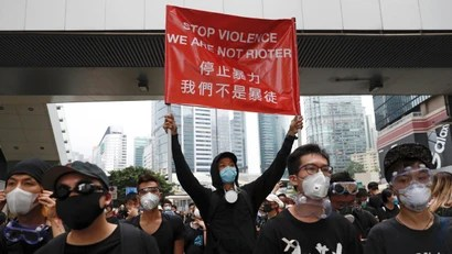 What Hong Kong's Protesters Can Teach Us About The Future Of Privacy