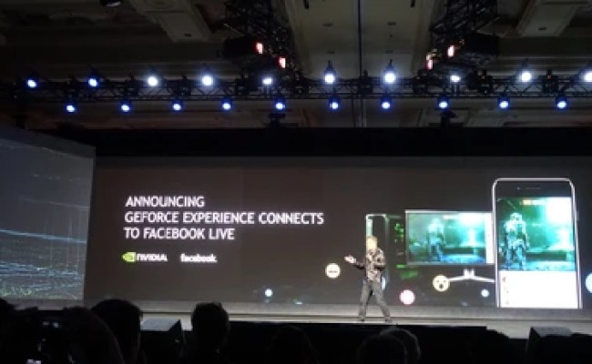 Nvidia S Geforce Experience Will Let You Stream To