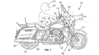 Harley Davidson Is Working On Automatic Emergency Braking